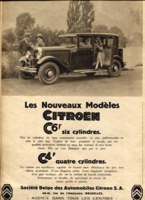 Διαφήμιση Citroën (1931)