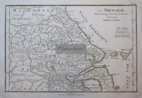 Θεσσαλία / 1833