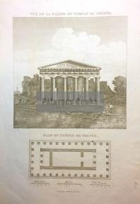Ναός του Θησέα / 1833