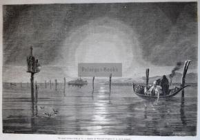 Βενετία / Χαρακτικό του 1862